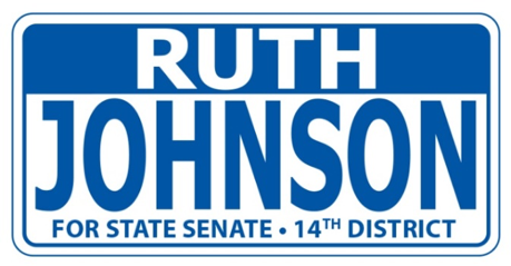Ruth Johnson for State Senate